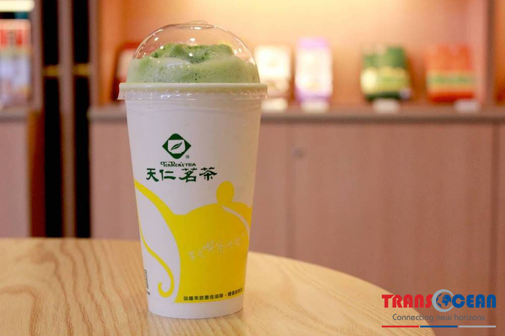 Trà sữa Đài Loan