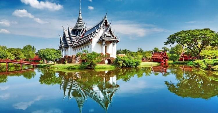 Dạo chơi thiên đường du lịch Thái Lan