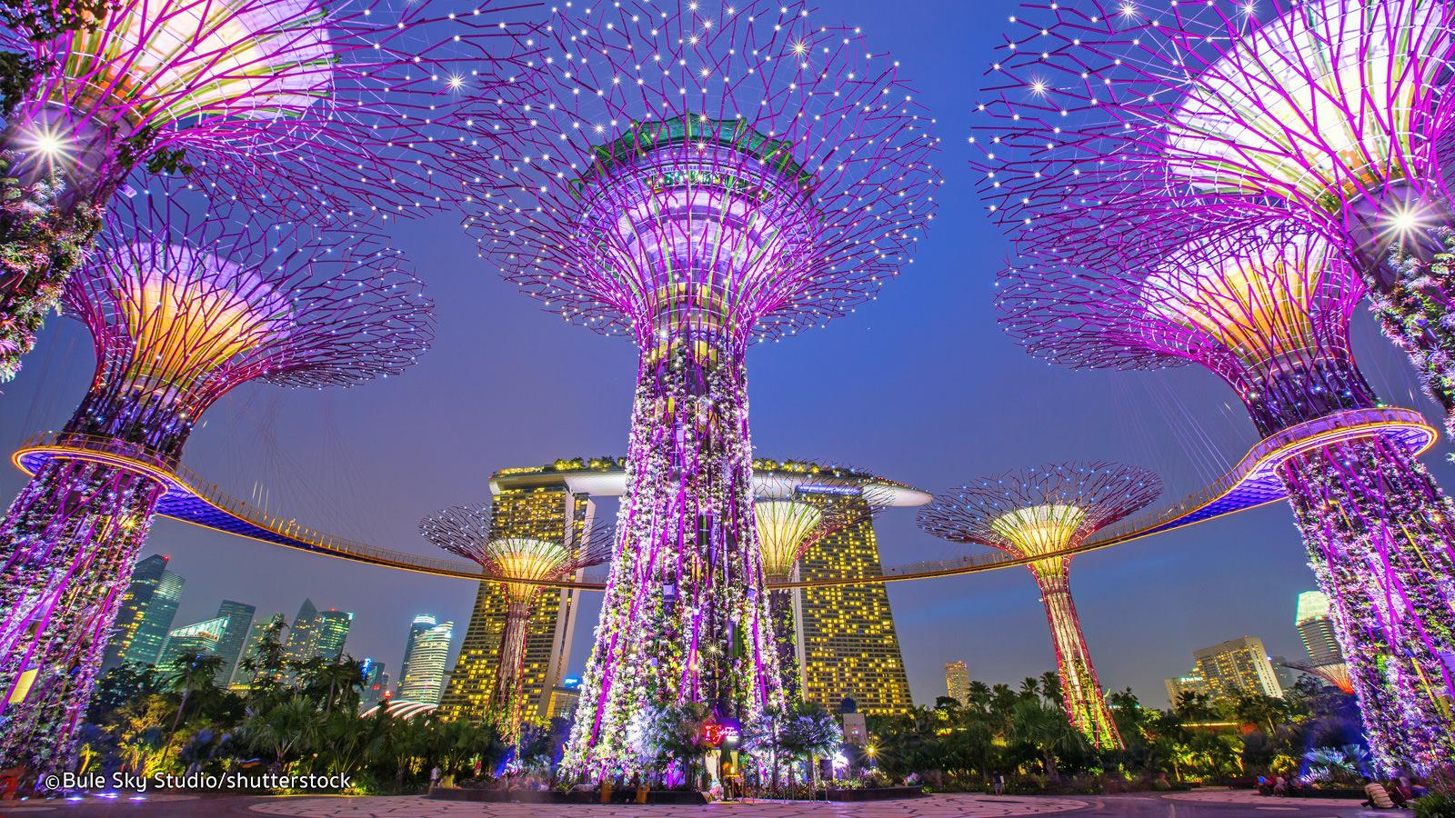 Khám Phá 2 Quốc Gia Singapore Malaysia